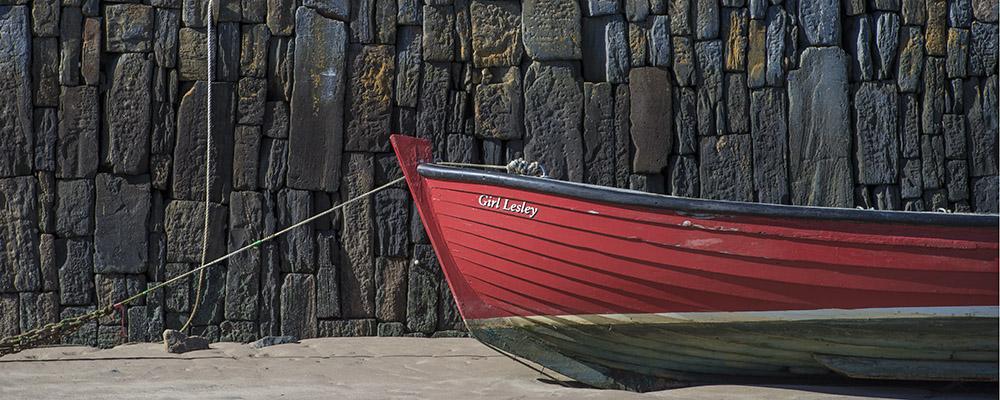 Portsoy Boat