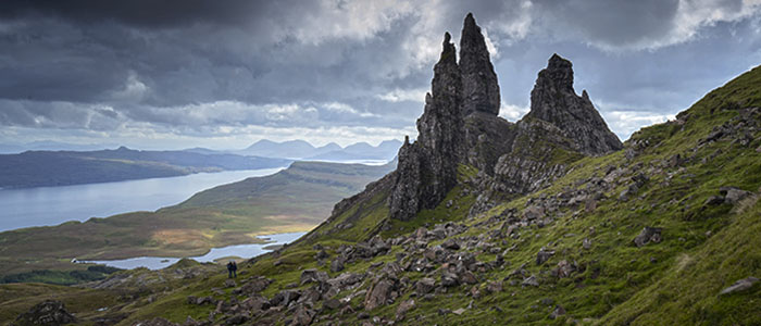 Old man of Storr scotland