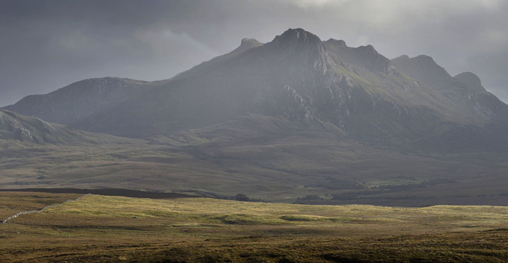 Ben Loyal Queen of the Highlands