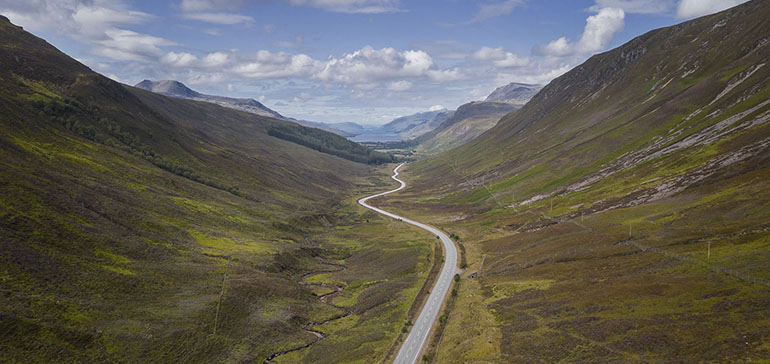 Glen Docherty and Loch Maree Scotland photo tour