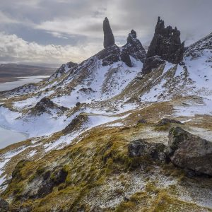 Isle of Skye winter workshop