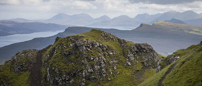 Old man view Point Scotland