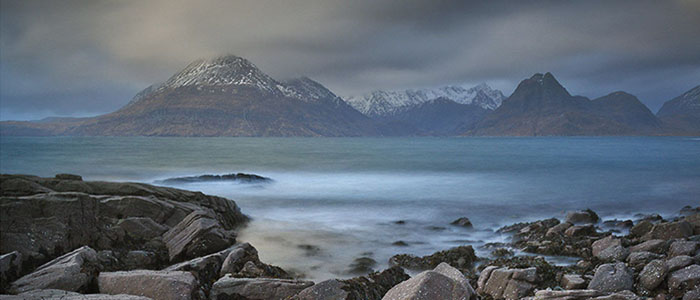 Elgol and the Cuillin
