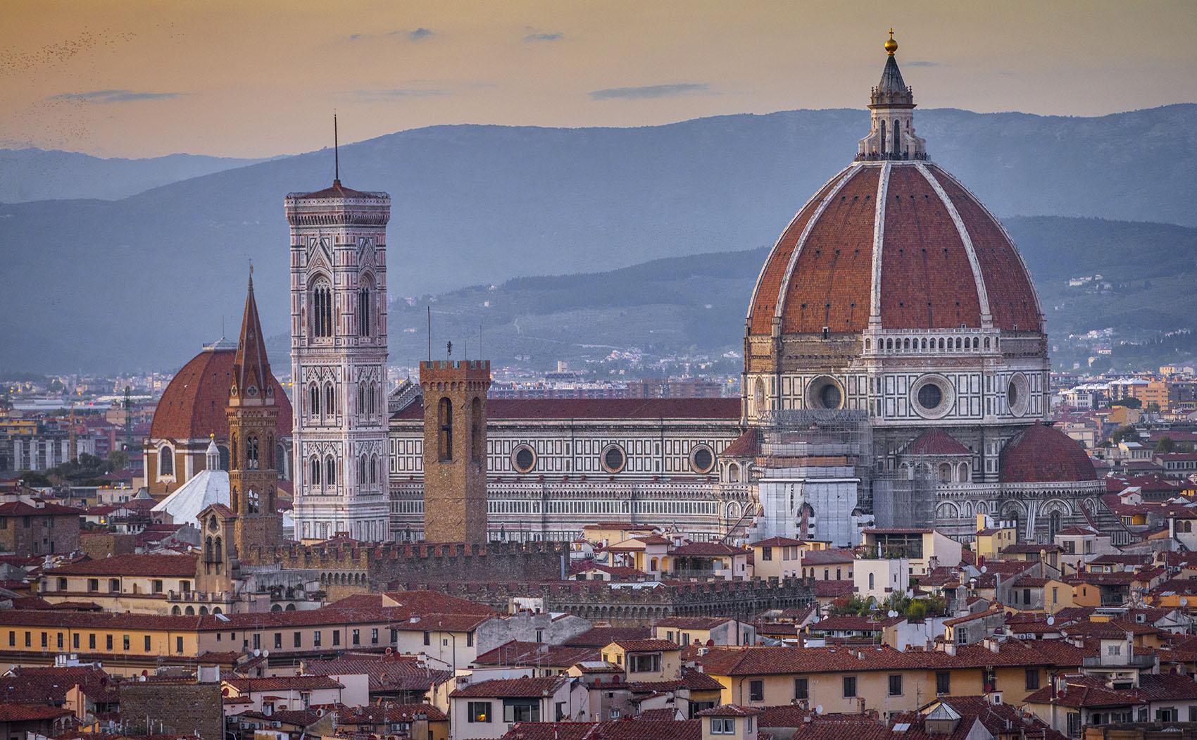 Duomo Florence 200mm