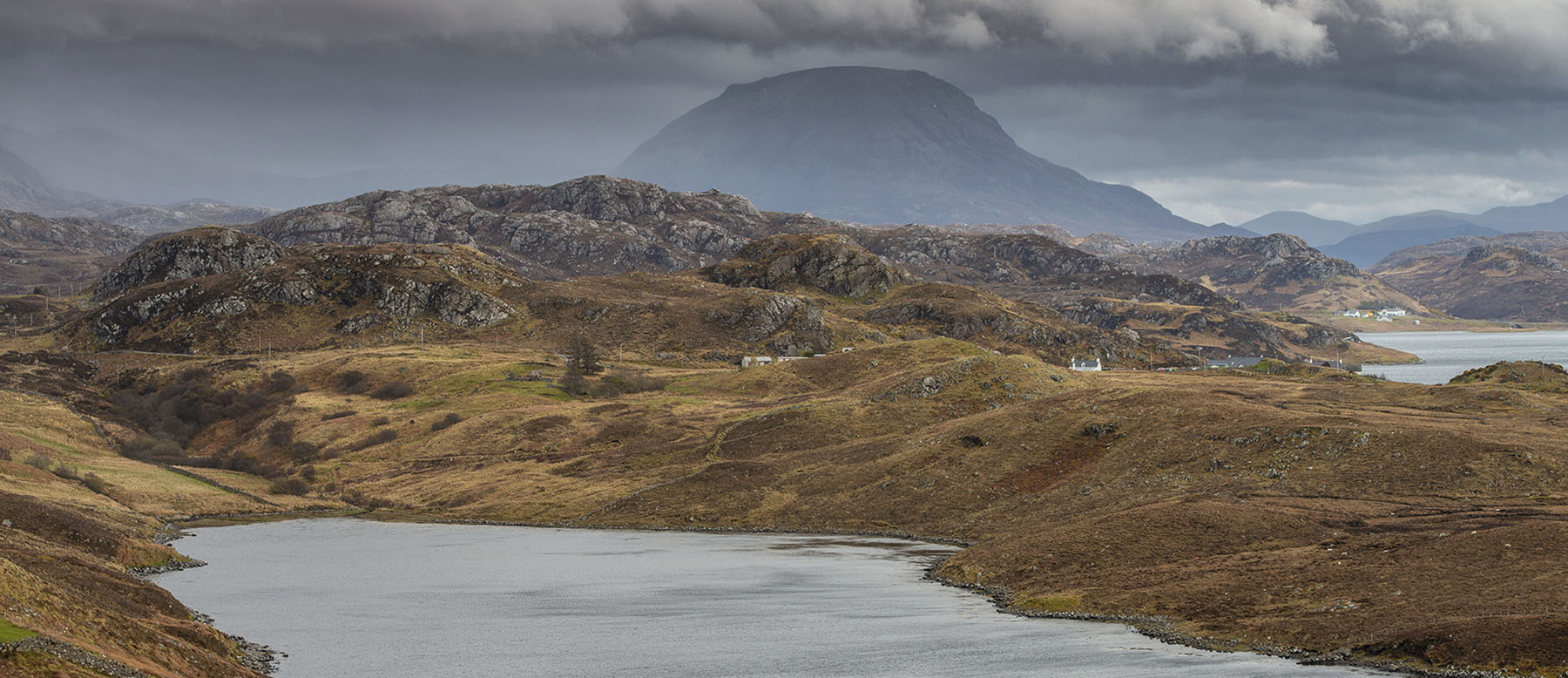 Ben Stack from Kinlochbervie