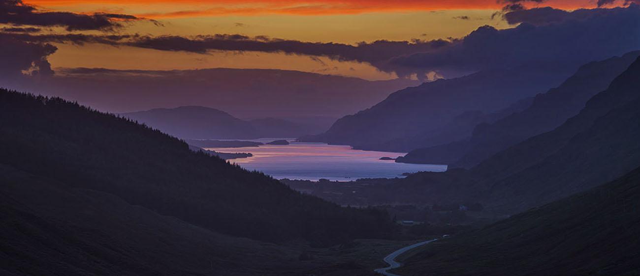 Loch Maree NC500
