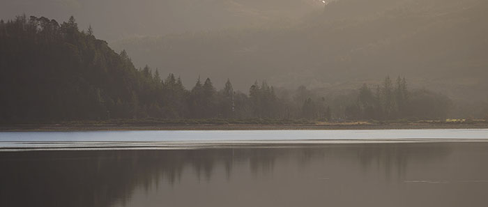 Loch Carron scotland
